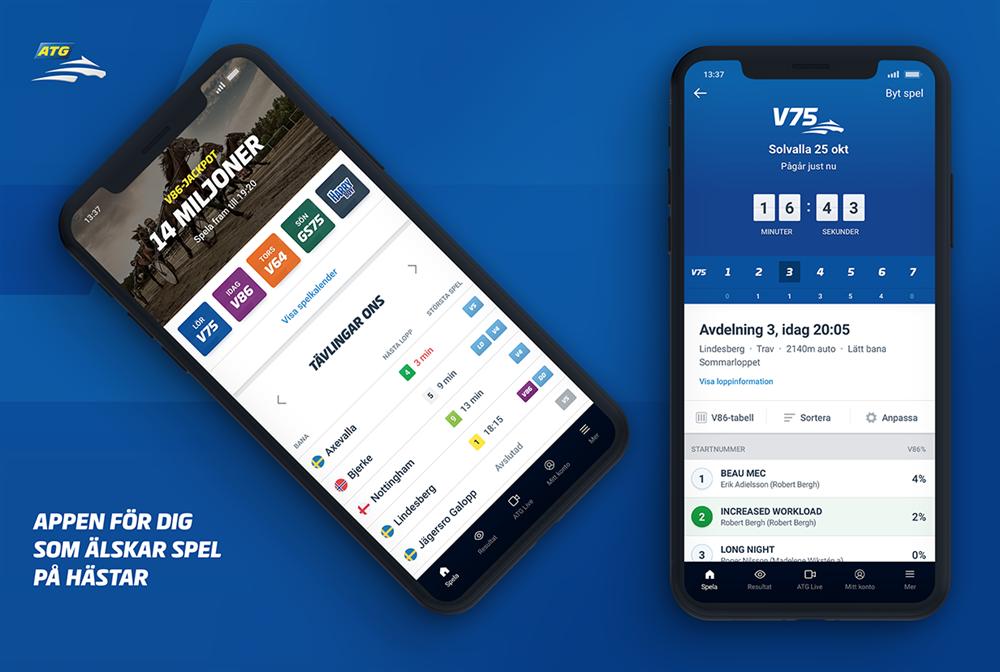 koppla upp appar för Android